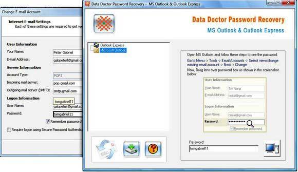 Retrieve Outlook Express Password